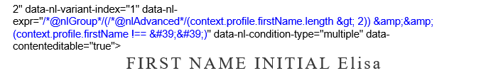 First name dynamic content error.PNG