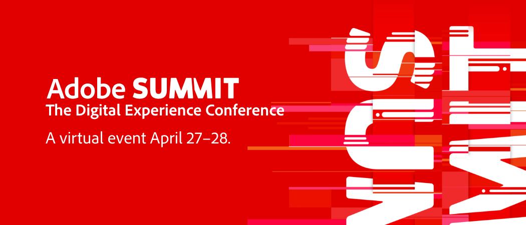kautuksahni: Adobe Summit 2021 Sneaks with Dan Levy & Steve hammond, watch here: https://t.co/s6FTREZq4sn#DailyShuffle… https://t.co/bpXcyiJ3DY