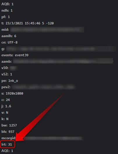 """the """"lrt"""" query parameter"""