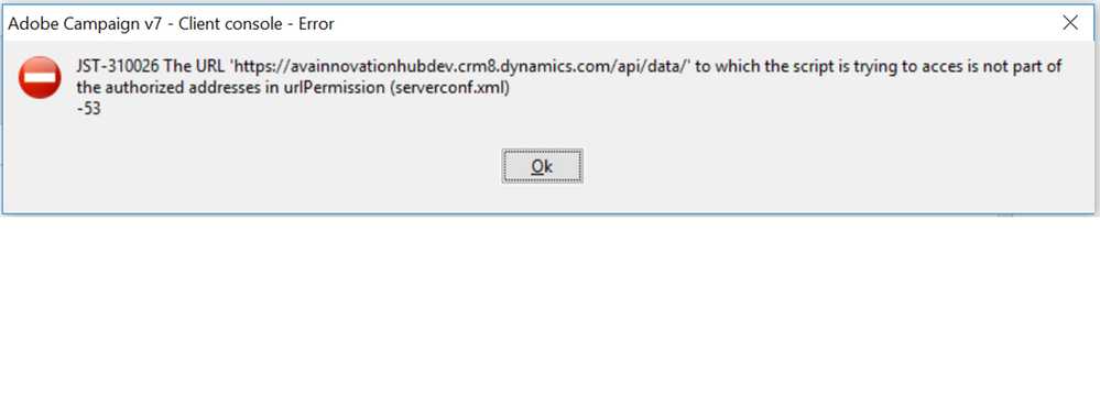 Adobe External Account config error.png